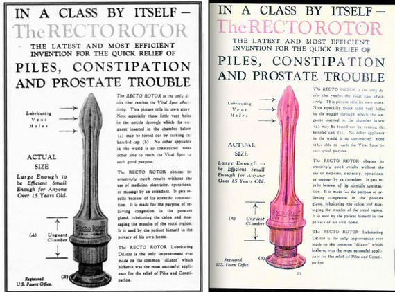 22 Bizarre Products From The Past
